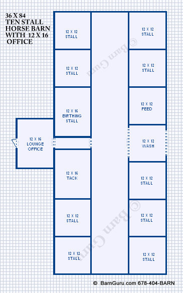 Floor Plans The Barn Albany Barn Inc Equine Barn Floor