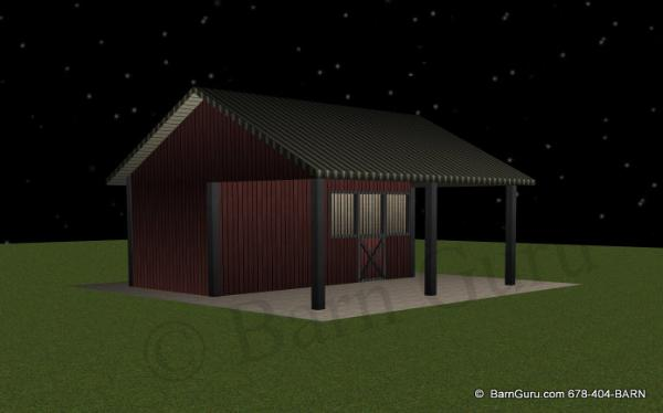 Shedpa Horse Barn Floor Plans Small