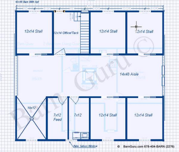 Horse Barn Plans Apartment Plans hip roof sheds | )$* HOW TO Shed Work ...