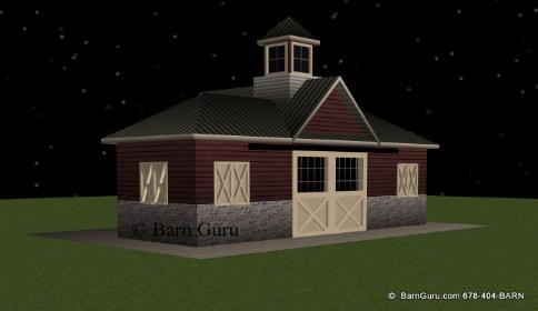 Barn Plans | Joy Studio Design Gallery - Best Design