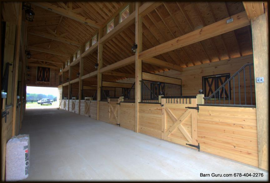barn - Horse Barn Design Ideas