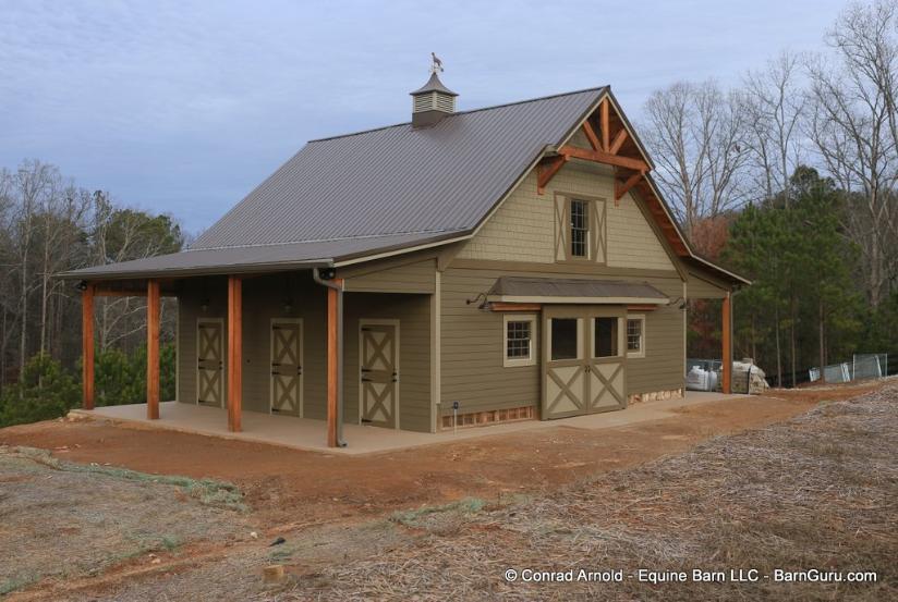 Horse Barn Dog Kennel Photos Barn Plans