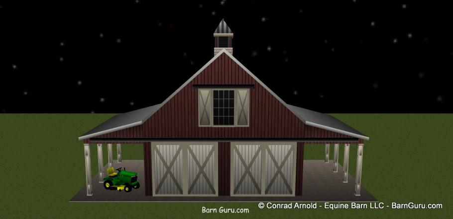 Garages that look like barns two car garage that looks for Garage that looks like a house