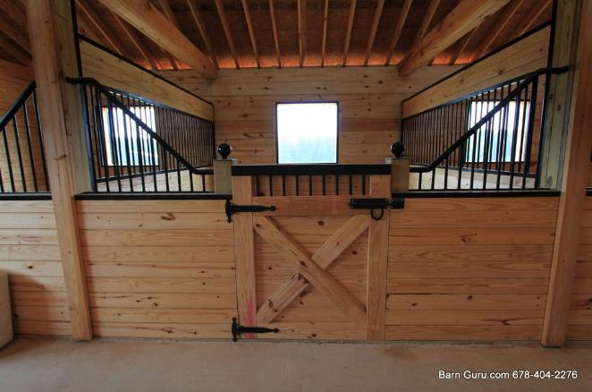 Barn plans 10 stall horse barn design floor plan 2 stall horse barn