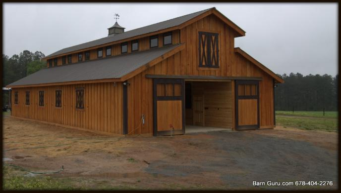 Horse barn designs joy studio design gallery best design for Best barn designs