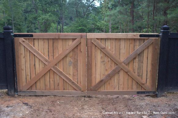 Fence and Gate Examples
