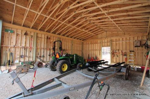Beau Thinking Your Tractor Needs A New Shed? Shed Builder In Alpharetta