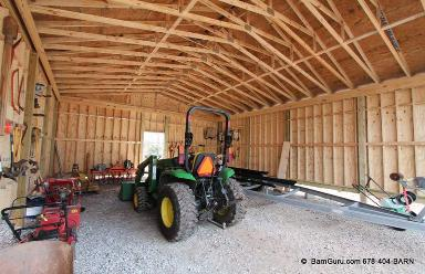 Genial I Need A Shed For My Tractor   Construction Company In Canton, Ga